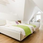 Ferienwohnung Norderney Schlafzimmer