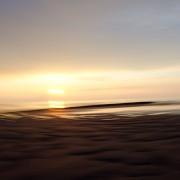 Flowscape Sonnenuntergang